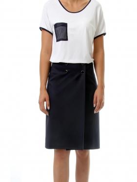 Penye Bluz Kalıbı K-3050 Beden:34/52