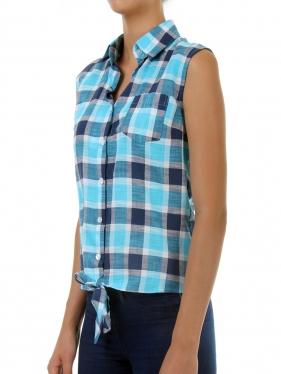 Gömlek Kalıbı Pin Up Tarzı K-2040 Beden:34/52