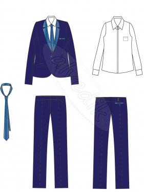 Suit Vector AI V-3700