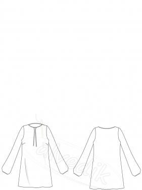 Tunic Pattern K-2065