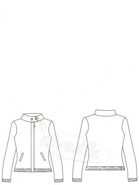 Yellow Coat K-4090