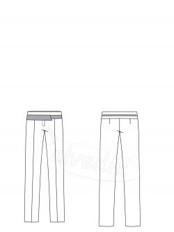 Pantolon Kalıbı K-5050