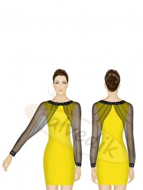 Elbise Tasarımı TS-3445