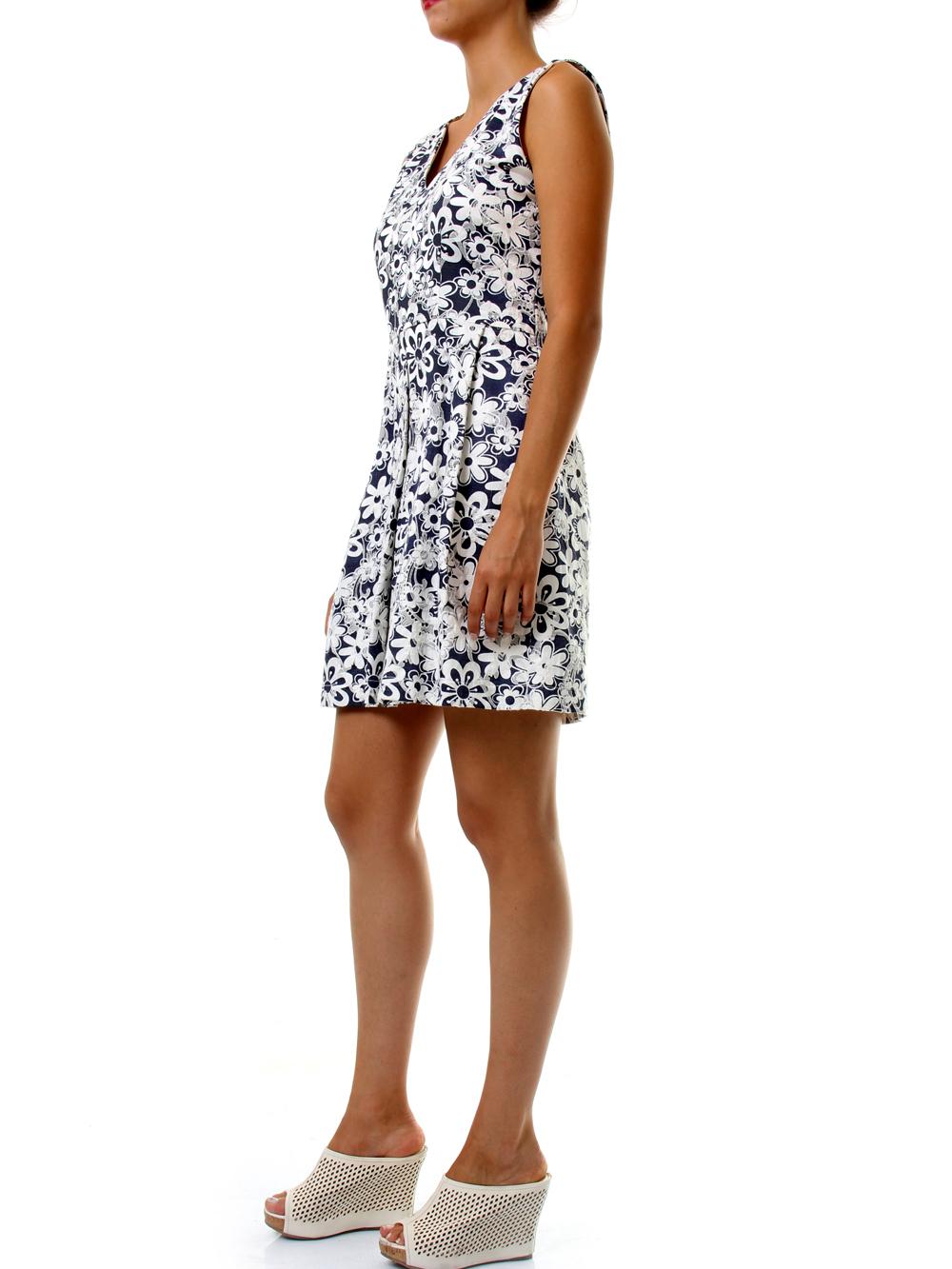 a5e2f05ccd54d Ürün Adı: Yazlık Elbise Kalıbı K-7130 Beden:34/44