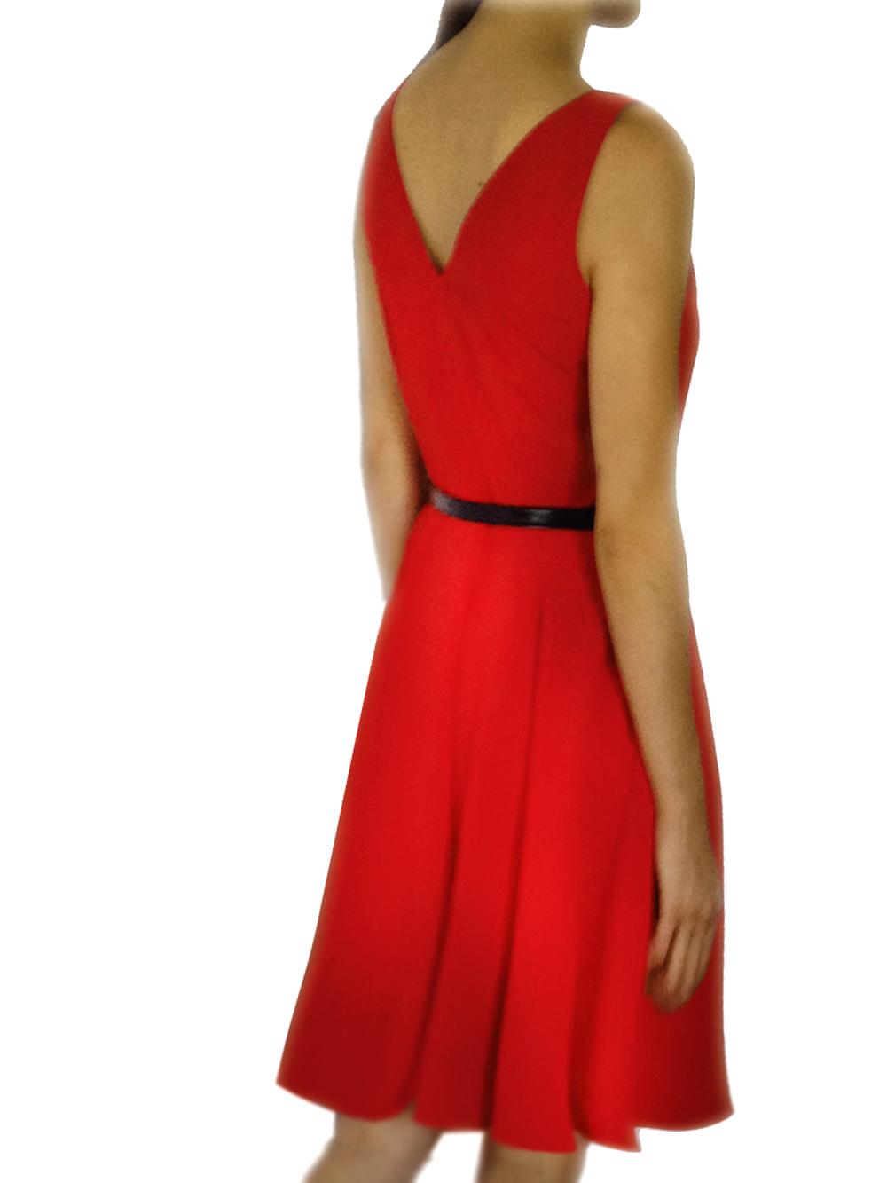 8c972f4b76a26 Ürün Adı: Kloş Elbise Kalıbı K-7090
